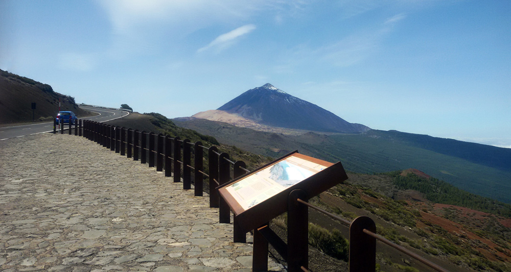 Teide National Park Tenerife