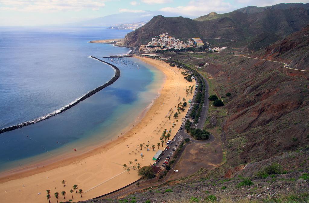 Playa Las Teresitas Tenerife