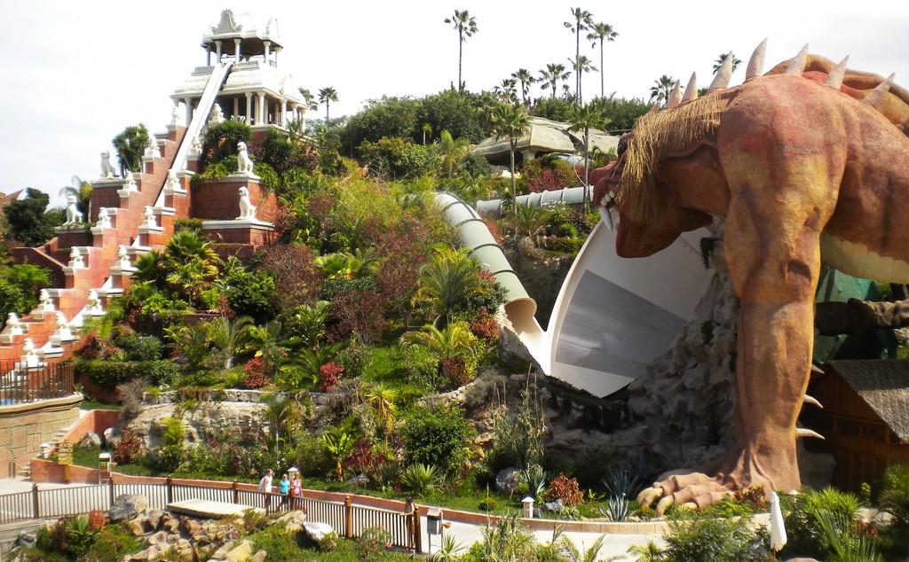 Siam Park Adeje Tenerife