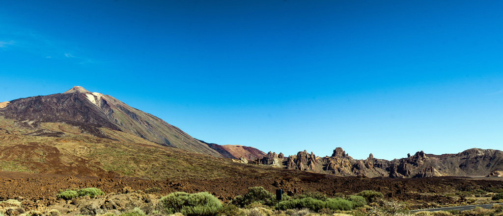 Teide Parque National Tenerife