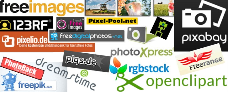 Free Image Search Databases