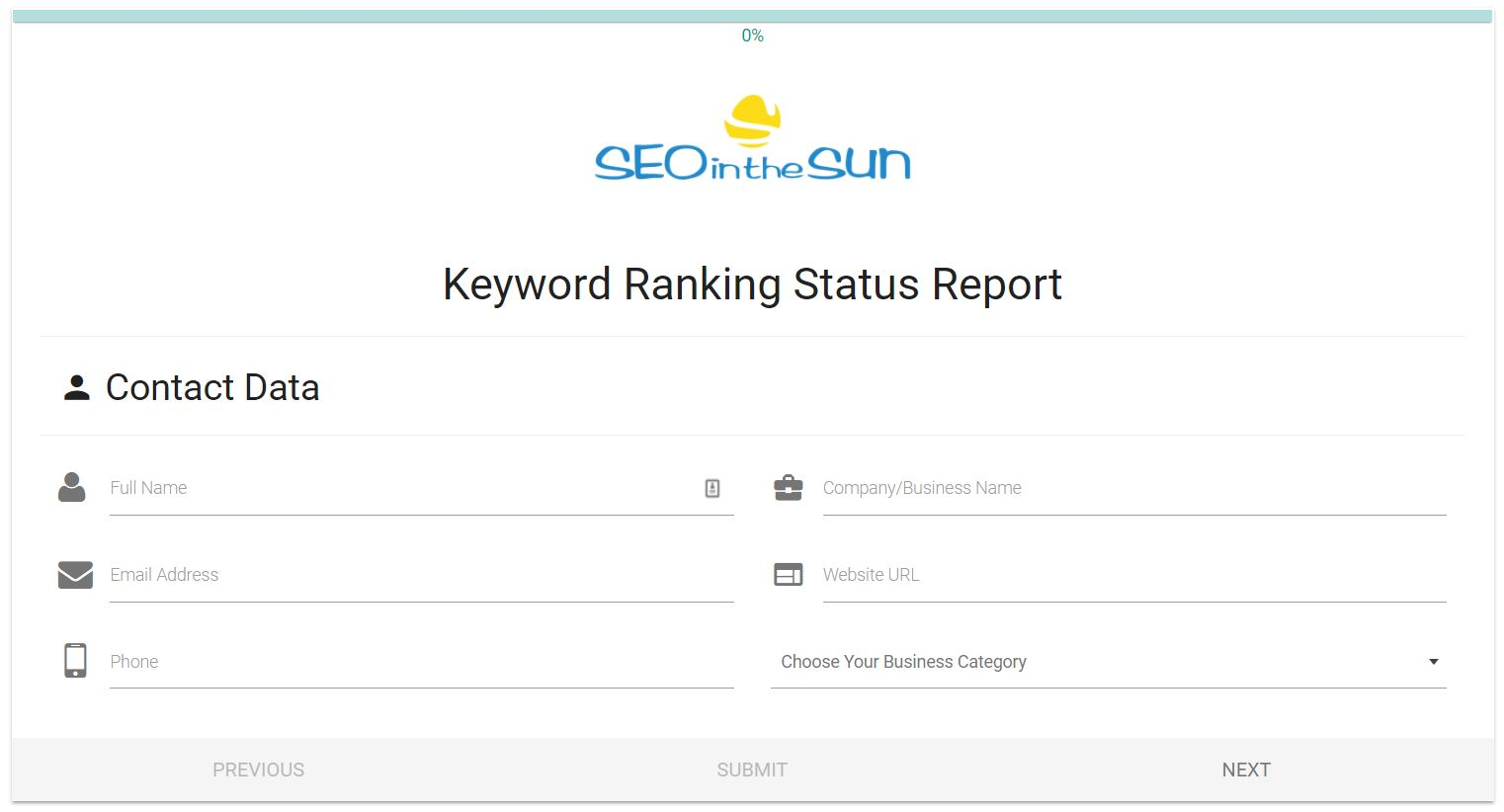 eform-keyword-ranking-report