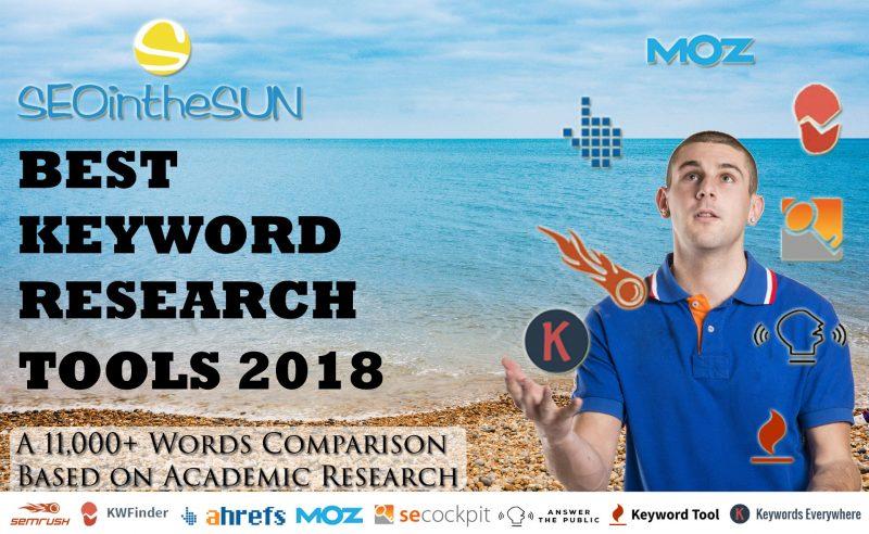 Best Keyword Research Tool 2018