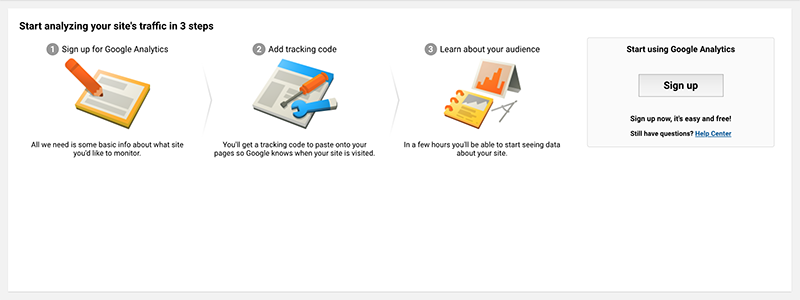 how to add account to google analytics