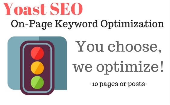 On-Page Keyword Optimization Thumbnail