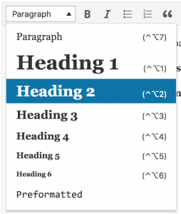 Fusion Builder Text Options In Post Editor
